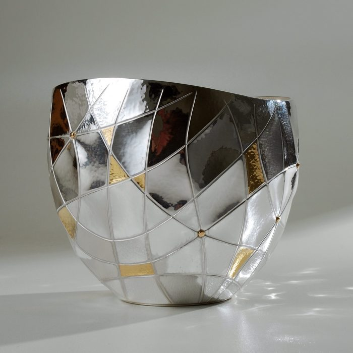 Coupe perles d'or